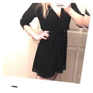 Black Eclipse dress